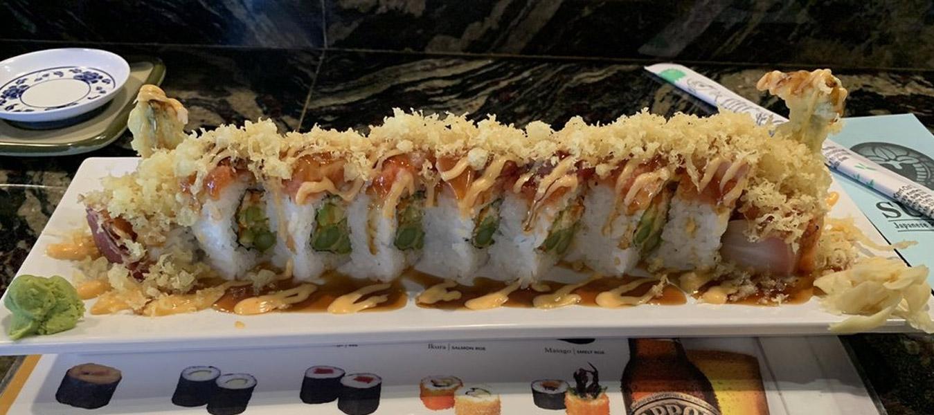 Sushi Z Banner